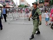 Camboya suspende pacto de repatriación con EE.UU.