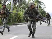 Filipinas:Extremistas extranjeros muertos en conflictos