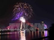 Da Nang lista para Festival internacional de fuegos artificiales 2017