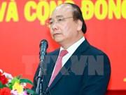 Premier de Vietnam asiste a la XXX Cumbre de ASEAN en Manila