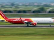 Vietjet Air inaugura ruta Hanoi - Singapur
