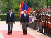 Prensa laosiana destaca visita del premier de Vietnam