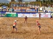 Inauguran en Vietnam Torneo femenino de Voleibol de playa Asia 2017