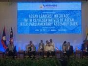 Reforzarán relación ASEAN-AIPA en todos los niveles de cooperación