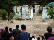 Inundaciones provocan 10 muertos en Oeste de Indonesia