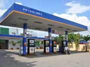 Japón ayuda a Petrolimex a fabricar dispensador de gasolina de nueva generación