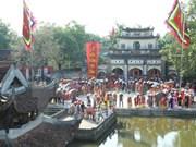 Inauguran en Vietnam Festival en honor al Santo Giong