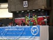 Vietnam, miembro oficial de Organización Consultiva Jurídica Asia-África