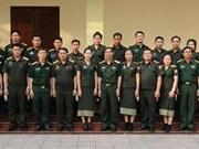 Vietnam ayuda a Laos en gestión de archivos