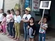 Veteranos de guerra repudian violaciones de sacerdote a leyes vietnamitas