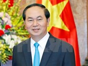 Presidente vietnamita realizará visita estatal a China