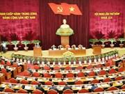 Comité Central del Partido Comunista de Vietnam inicia quinto pleno