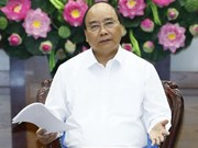 Gobierno vietnamita reitera compromiso con meta de crecimiento de 6,7 por ciento
