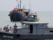 Países regionales debaten convención sobre lucha contra pesca ilegal