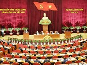 Comité Central del PCV continúa segundo día de trabajo de quinto pleno