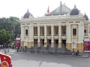 Teatro de Ópera de Hanoi abrirá sus puertas a turistas