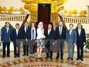 Vietnam y Dinamarca robustecen cooperación en cuatro sectores estratégicos