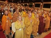 Líderes vietnamitas felicitan a fieles budistas en el Día de Vesak