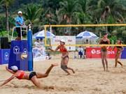 China se corona en Torneo femenino de Voleibol de playa Tuan Chau-Quang Ninh 2017
