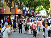 Destacan obras de literatura europea en calle de libros en Ciudad Ho Chi Minh