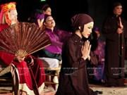 Artistas vietnamitas promueven identidad cultural nacional en Europa