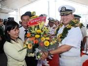 Inician en Da Nang programa Asociación del Pacífico 2017
