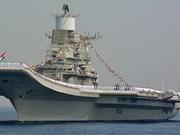 Armadas de Indonesia e India realizan patrullaje conjunto