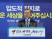 Felicita presidente vietnamita a su par electo de Sudcorea