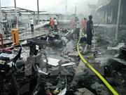 Tailandia niega la participación de EI en doble ataque con bombas en Pattani