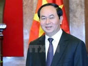Presidente de Vietnam exhorta a mayor inversión china