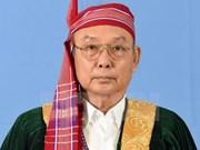 Presidente del Senado de Myanmar inicia su visita a Vietnam
