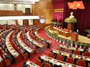 Clausuran quinto pleno del Comité Central del Partido Comunista de Vietnam