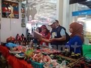 Empresas vietnamitas participan en feria en Argelia