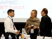 Miembros de APEC 2017 impulsan negociaciones para mejorar servicios ambientales