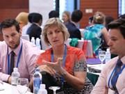 Altos funcionarios del APEC debaten sobre rol de mujeres y desarrollo de recursos humanos