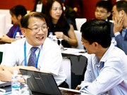 Altos Funcionarios de APEC debaten sobre  tecnología y recursos humanos