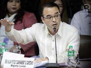 Vietnam felicita al recién nombrado canciller de Filipinas