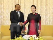 Vietnam atesora lazos con Timor Leste, ratifica titular parlamentaria