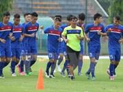 Selección futbolística sub-20 de Vietnam lista para Copa Mundial 2017