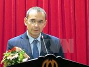 Exembajador de Francia en Vietnam honrada con medalla de amistad