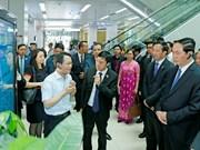 Presidente vietnamita invita inversiones chinas en proyectos de alta tecnología