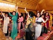 Empresaria vietnamita comparte experiencia en Cumbre Global de Mujeres