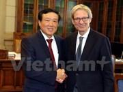 Vietnam e Italia intensifican cooperación judicial
