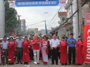 Canon ayuda a iluminar caminos en provincias vietnamitas