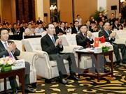 Presidente de Vietnam interviene en Foro de la Franja y la Ruta en China