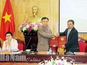 Intensifican promoción de inversión entre provincia norvietnamita y Sudcorea