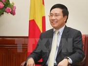 Asia-Pacífico aportará 70 por ciento del PIB mundial para 2050, vaticina canciller vietnamita