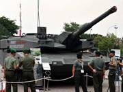 Vietnam asiste a Feria internacional de Defensa Marítima en Singapur