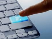 Efectúan en Vietnam conferencia de comercio electrónico