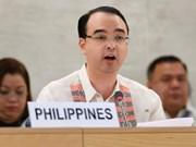 Congreso filipino confirma a Cayetano como secretario de Relaciones Exteriores